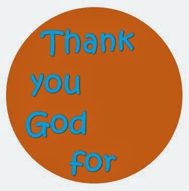 Romans 1: 8 First, I thank my God through Jesus Christ for