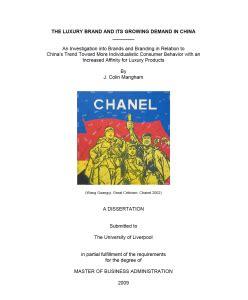 Thesis Digital Marketing - Scanstrut Ltd